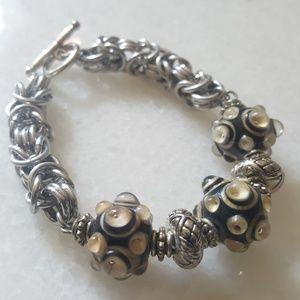 Jewelry - Abstract Raindrop Bubble Bracelet
